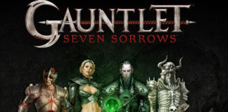 Gauntlet: Seven Sorrows | Fantasymundo