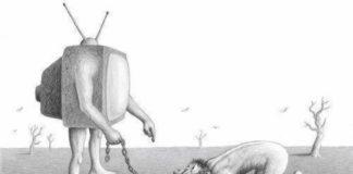 Esclavos de la televisión