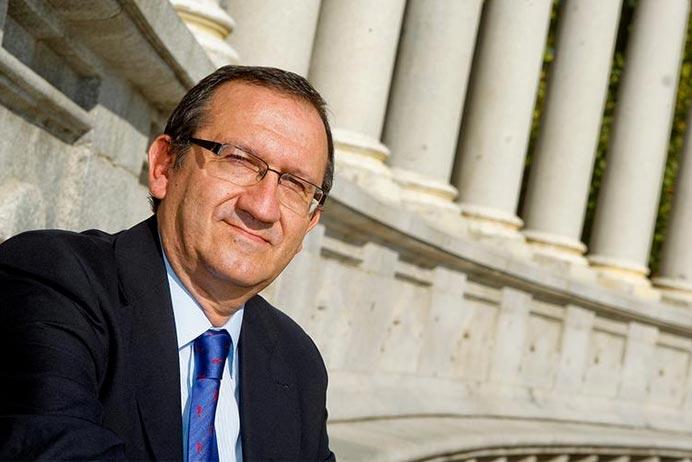 Carlos Cruzado Catalán, presidente de los Técnicos del Ministerio de Hacienda (GESTHA)