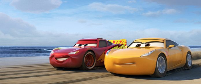 Cars 3, de Disney Pixar