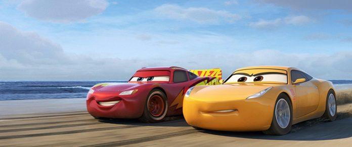Cars 3, de Disney Pixar