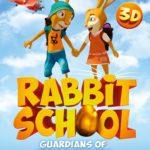"""Cartel de """"Rabbit School"""""""