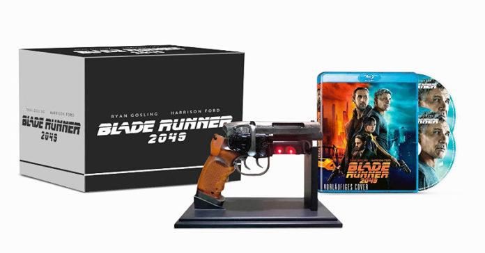 Edición de coleccionista de Blade Runner 2049