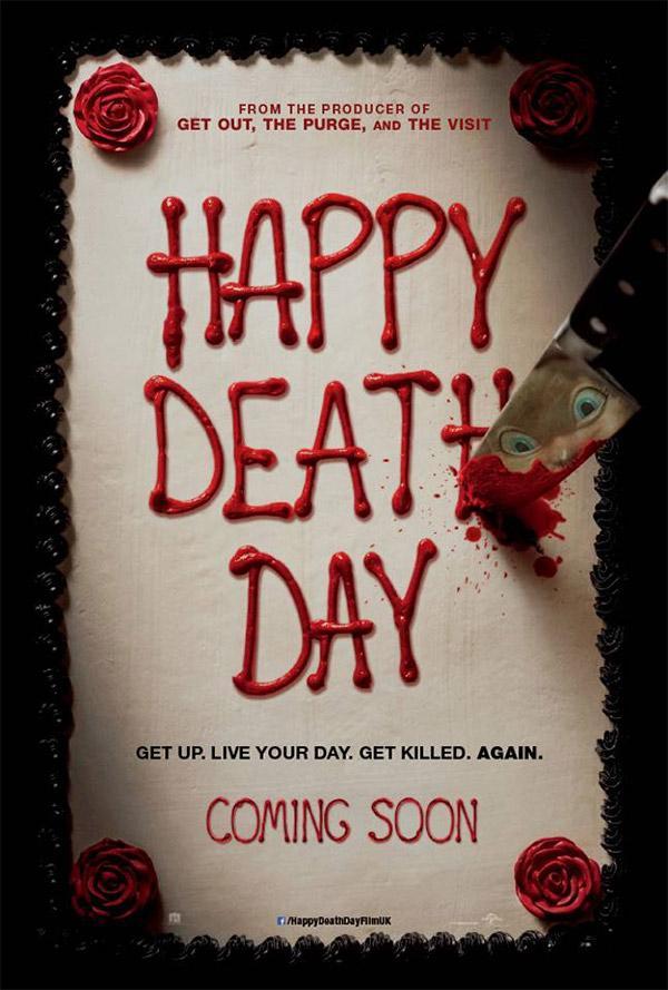 Happy Death Day (Feliz día de tu muerte)
