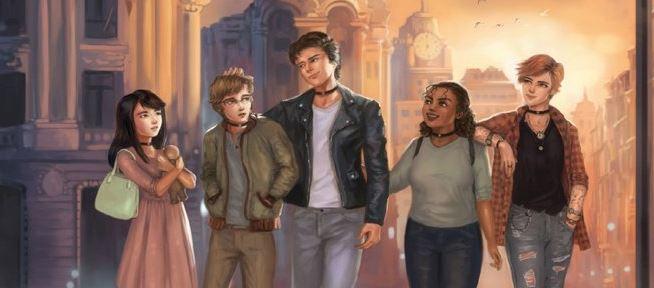 Resultado de imagen de reseña libro antiheroes