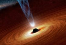 agujero negro supermasivo