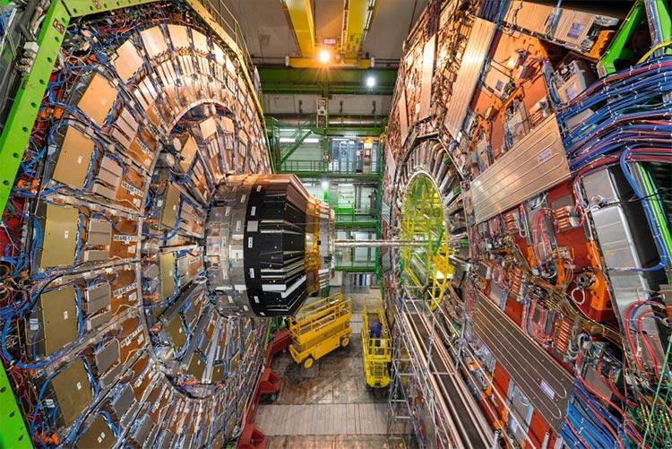 LHCb en el CERN