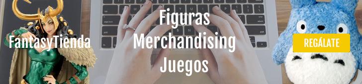 FantasyTienda: Figuras, merchandising, juegos