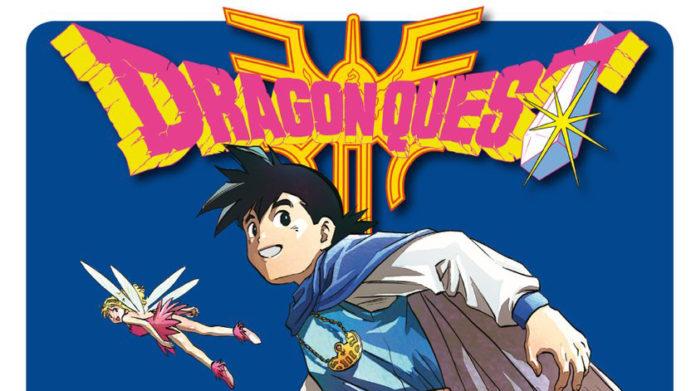 dragon quest novedades manga