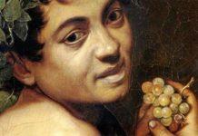 Autorretrato de Caravaggio