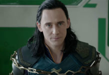Imagen del Loki de Tom Hiddleston