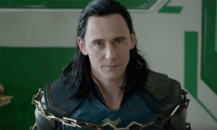 Imagen del Loki de Tom Hiddleston