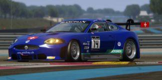 Emil Frey Jaguar G3 Assetto Corsa Competizione