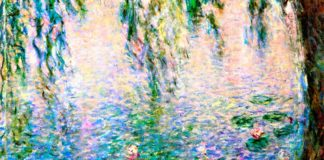 Los nenúfares de Monet: la magia de la luz y el agua