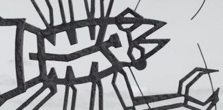 """Fragmento de la ilustración de cubierta de """"La ceguera del cangrejo"""", de Alexis Ravelo"""