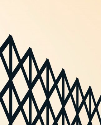 """Ilustración de cubierta de """"El montacargas"""", de Frédéric Dard"""
