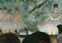 Degas, pasión por la perfección