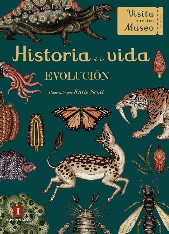 Katie Scott : Historia de la vida