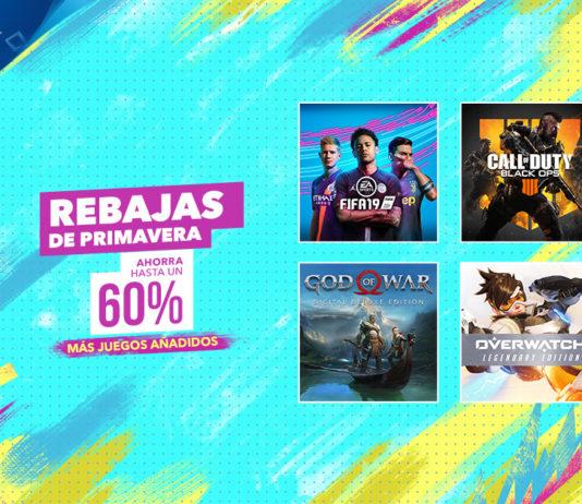 Ofertas Primavera PlayStation 4 | Fantasymundo