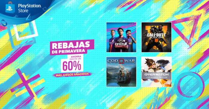 Ofertas Primavera PlayStation 4   Fantasymundo