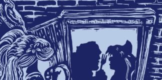 """Ilustración de cubierta de """"Pentamerón"""", de Giambattista Basile"""