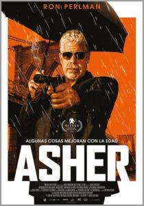 Asher película