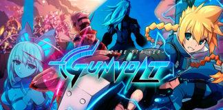 Azure Striker Gunvolt | Fantasymundo