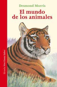 """Imagen de la portada de """"El mundo de los animales"""" de Desmond Harris"""