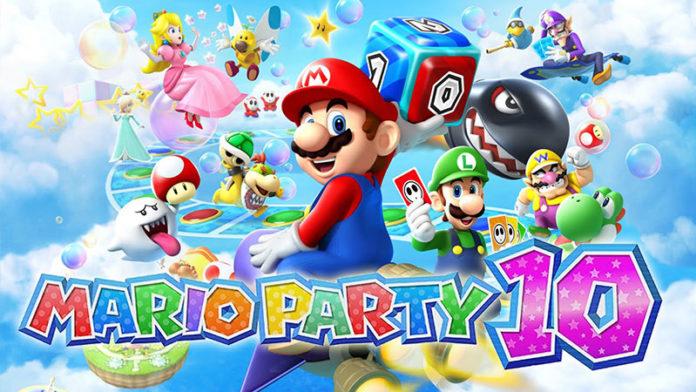 Mario Party 10 | Fantasymundo