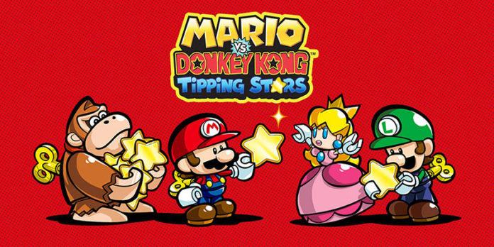 Mario vs Donkey Kong: Tipping Stars | Fantasymundo