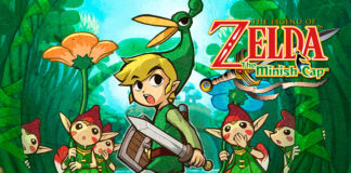 The Legend of Zelda: The Minish Cap | Fantasymundo