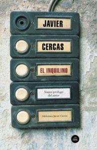 El inquilino Javier Cercas