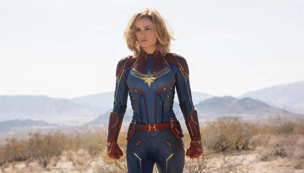 Fotograma Capitana Marvel