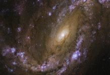 Galaxia explosiva NGC 4501