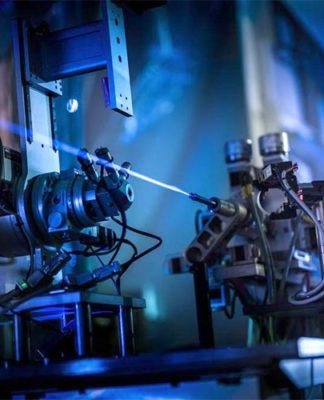 Láser libre de electrones del European XFEL