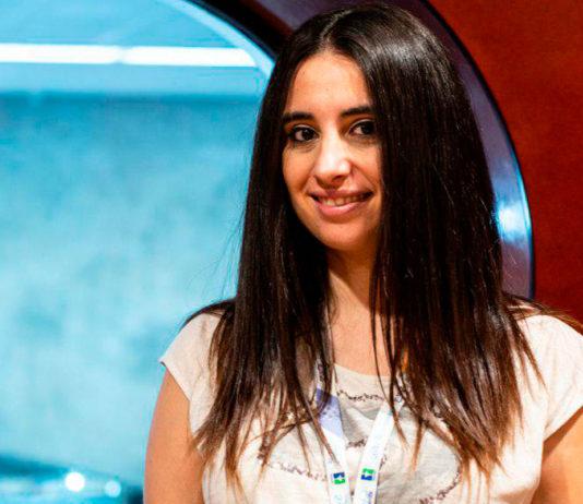 Lucía García en TLP Tenerife. | Fuente: Alby Martín