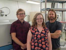 Chelsie Bowman, Seth Young y Jeremy Owens han estudiado la extinción masiva