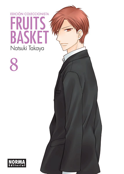 fruits basket kanzenban 8 norma