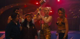 trailer birds of prey