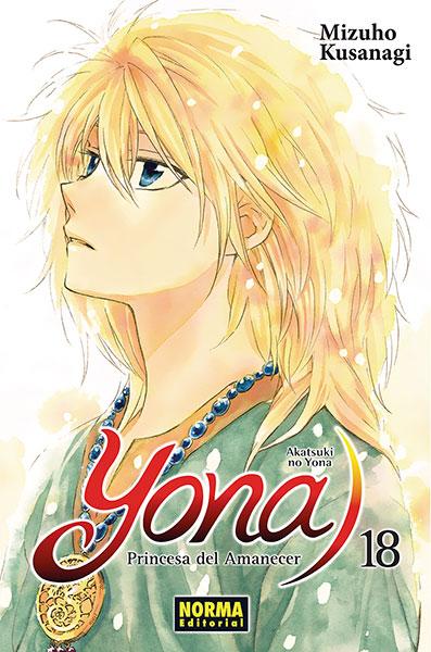 yona 18 portada
