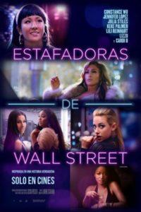 Póster de Estafadoras de Wall Street