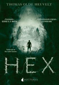 Portada de Hex