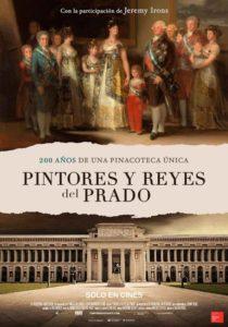 Póster Pintores y reyes del Prado