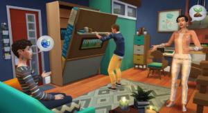 Sims 4 Minicasas