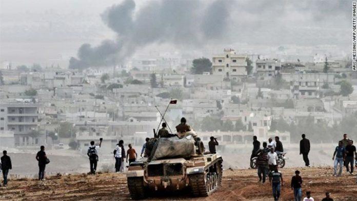 Guerra Civil de Siria