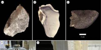 Homínidos: Análisis de sus herramientas de piedra