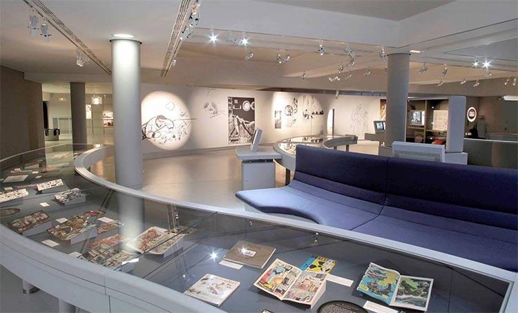 Museo del cómic en Angulema