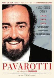 Póster Pavarotti