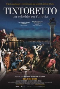 Póster de Tintoretto. Un rebelde en Venecia