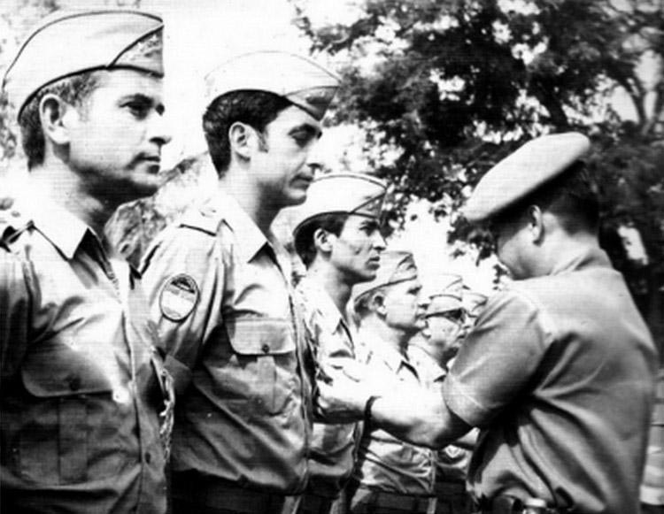 Españoles en la guerra de vietnam